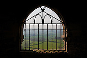 View from the top of the Tyndale Monument, Gloucestershire