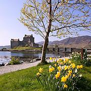 Eilean Donan Castle, Loch Duic, N/W Highlands