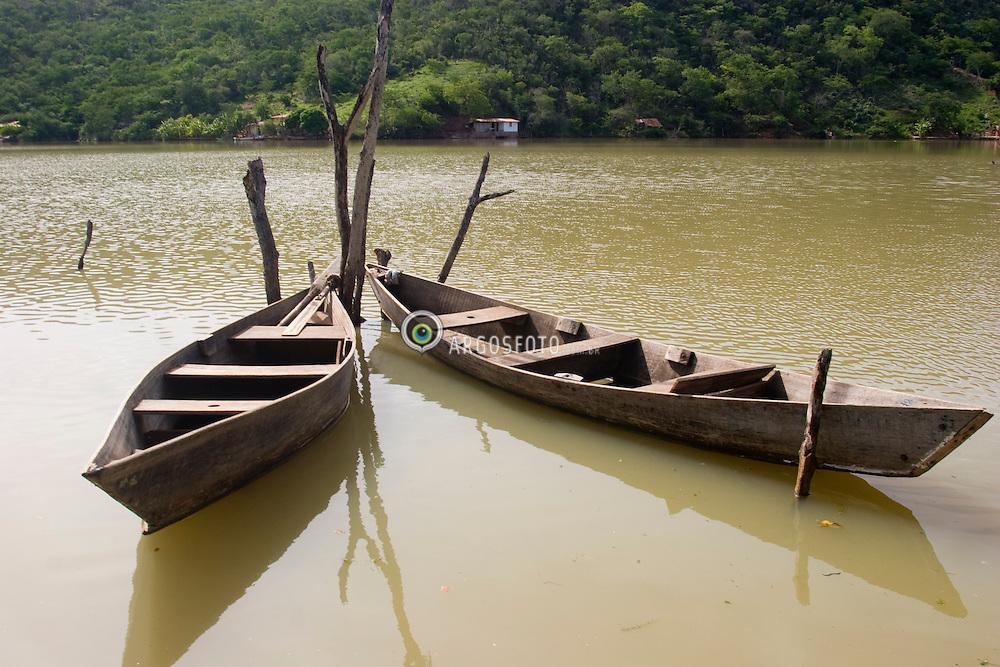 Olho D'Agua do Casado, Alagoas. Rio Sao Francisco / San Francisco river, at Olho D'agua do Casado, Alagoas, Brazil..Foto Marcos Issa