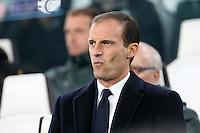 Torino - Champions League -  Juventus-Lione - Nella foto: Massimiliano Allegri - Juventus