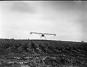 1958 - 27/06 Spraying Potatoes from the Air - Finglas