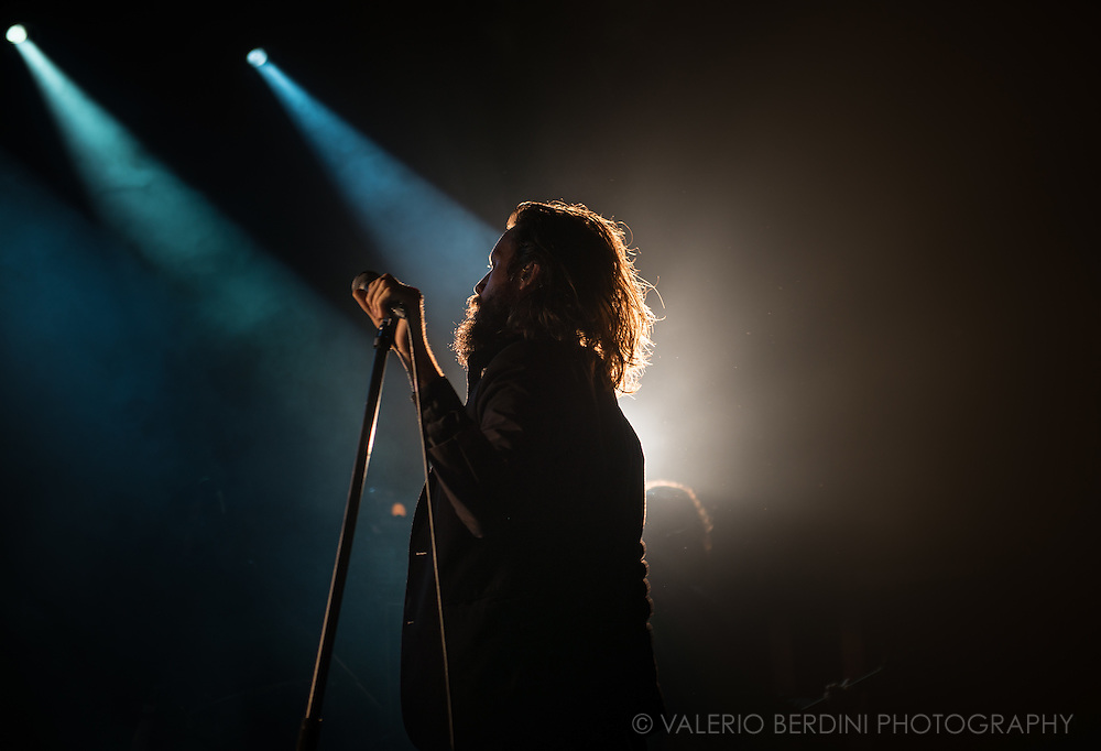 Father John Misty playing at the Cambridge Junction on 27 october 2015