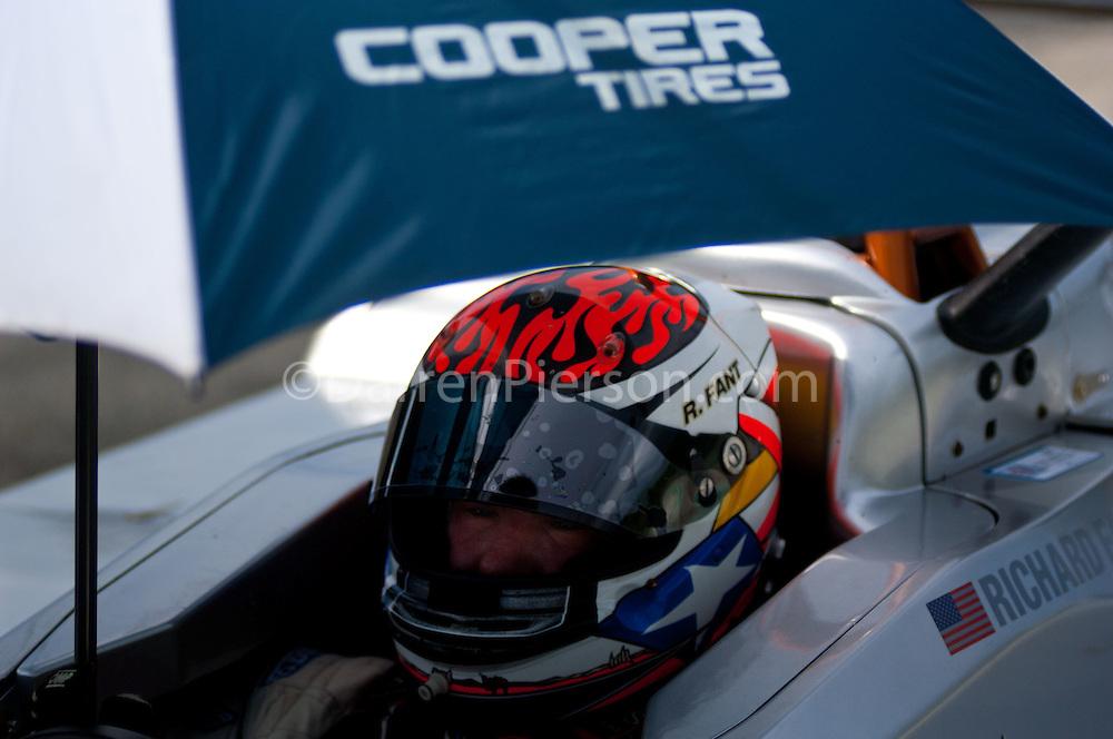 #44 Ferrari of Houston Cooper Prototype Lite: Richard Fant