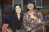8/23/2002 - Carlos Santana and Michelle Branch Music Video