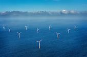 windmills Sea