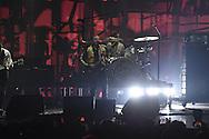 ROTTERDAM - Caleb Followill, Kings of Leon bij de uitreiking van de MTV European Music Awards (EMA) 2016 in Rotterdam Ahoy.  COPYRIGHT ROBIN UTRECHT