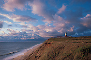 Massachusetts, Sankaty Lighthouse on Nantucket, build in.1850