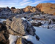 AA00848-01...UTAH - Rocky landscape in Dinosaur National Monument