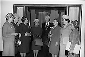 1964 - Irish Nurses Organisation Annual General Meeting at Jury's Hotel