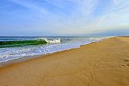 Atlantic Ocean, Beach, Waves, Meadow Lane, Southampton, NY