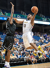 2014 High Point University vs UNC-Greensboro (Men's Basketball)