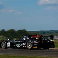#055 Level 5 Motorsports HPD ARX-03b: Scott Tucker, Christophe Bouchut
