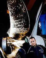 Rasmus Ydegaard<br /> Maskinmester