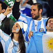 World Cup 2010 - Argentina v Nigeria