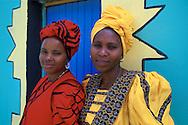 Basotho Cultural Village.South Africa