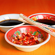 DIPPING SAUCE & SIDE DISHES