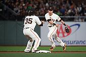San Francisco Giants vs Los Angeles Dodgers (04/24/2017)