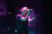 June 17, 2006; Manchester, TN.  2006 Bonnaroo Music Festival..Radiohead peforms at Bonnaroo 2006.  Photo by Bryan Rinnert.Radiohead peforms at Bonnaroo 2006.  Photo by Bryan Rinnert
