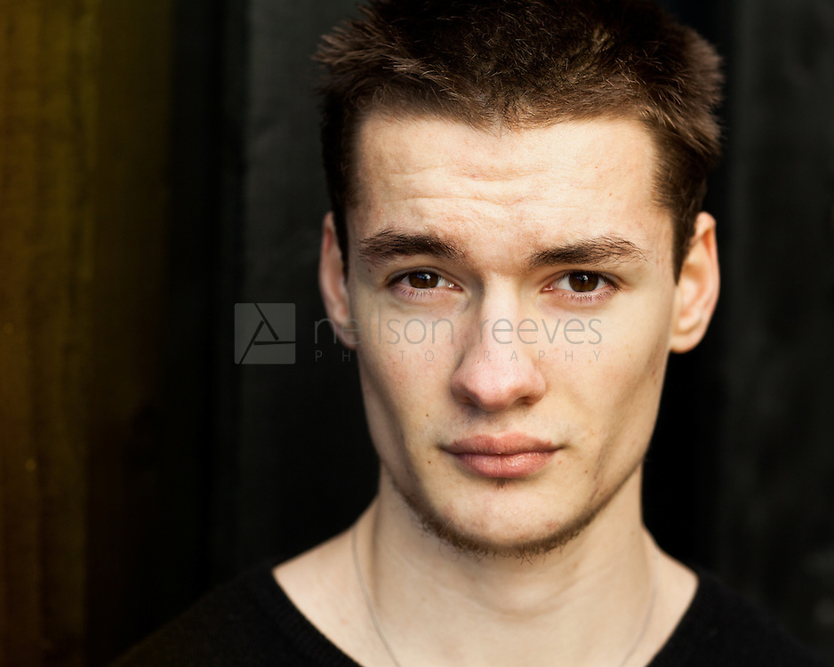 Actor Headshots of Ignat