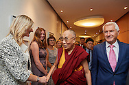 HHDL with Mr Thorbjorn Jagland, secretary general of Council of Europe
