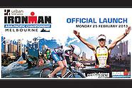 20130225 Ironman Melbourne Triathlon Official Press Launch
