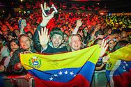 Latin Music Productions present: Chino & Nacho. Chino & Nacho are a Venezuelan duo of tropical music reggaeton and Latin pop. Composed of Chino (Jesus Alberto Miranda Perez) and Nacho (Miguel Ignacio Mendoza Donatti). They are Latin Grammy winners as well as several other international awards. London, 5th October, 2016. (Photos/Ivan Gonzalez)