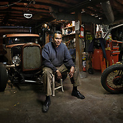Jose Mejia of the Royal Jokers Car Club, San Francisco, CA   Autocult Magazine