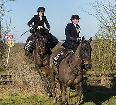 FEB 02 2013 Sidesaddle race-Ingarsby, Leicestershire