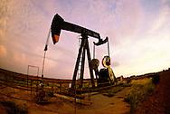 Oil Well, Oklahoma