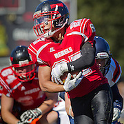 Westshore Rebels vs Kamloops Broncos September 13, 2014