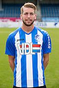 EINDHOVEN - Persdag FC Eindhoven , Voetbal , Seizoen 2015/2016 , Jan Louwers stadion , 22-07-2015 , Fries Deschilder