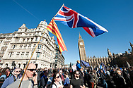 Unite for Europe march, London, Uk (25 March 2017) © Rudolf Abraham Unite for Europe march, London, UK (25 March 2017) © Rudolf Abraham
