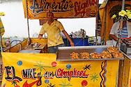 Small carnaval near Puerto Esperanza.