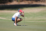 Ole Miss golfer at the Rebel Intercollegiate held at the Ole Miss Golf Course in Oxford, Miss. on Saturday, April 2, 2011.