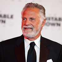 Entertainment - Dos Equis Man-Jonathan Goldsmith at Kentucky Derby - Louisville, KY