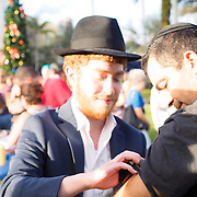 Chabad Chanukah celebration at Canyon Ampitheatre, West Boynton
