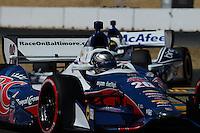 Marco Andretti, Indy Grand Prix of Sonoma, Infineon Raceway, Sonoma, CA 08/26/12