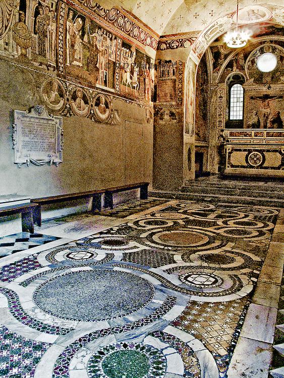 Image result for SS. Quattro Coronati rome