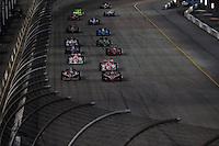 Dario Franchitti, Scott Dixon, Sun Trust Indy Challenge, Richmond International Raceway, 7/12/2009