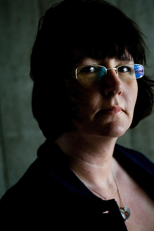 Aina Myhre, mother of a survivor of the Utøya massacre of July 22 2011.