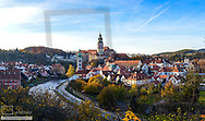 UNESCO World Heritage, Cesky Krumlov, Czech Republic