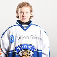 Pohjola-leirin 2016 pelaajakuvaukset tehtiin Vierumäen jäähallissa torstaina 3.3.2016.
