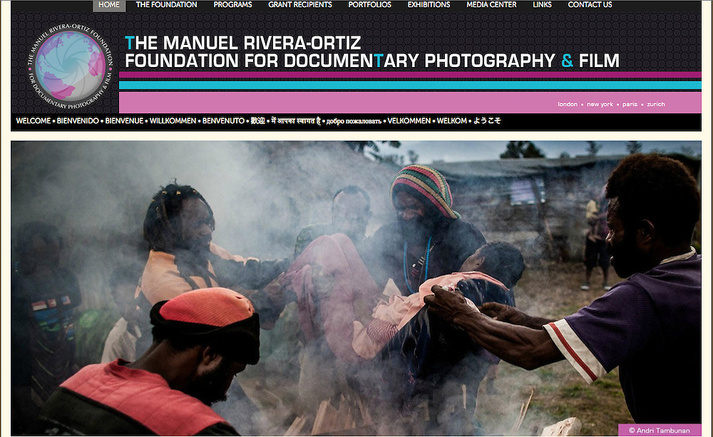 Shortlisted as one of the &quot;Top 12 finalists&quot; for the Manuel Rivera-Ortiz Foundation Grant.<br /> http://www.mrofoundation.org/?page/115361/2013-finalists
