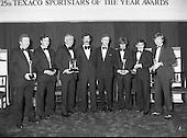 1983 - Texaco Sportstars Of The Year 1982