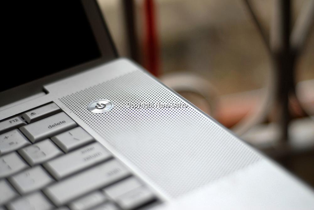 Mac Book Pro laptop computer keyboard