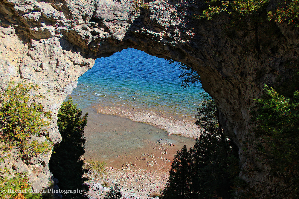 &quot;Arch Rock&quot;<br />