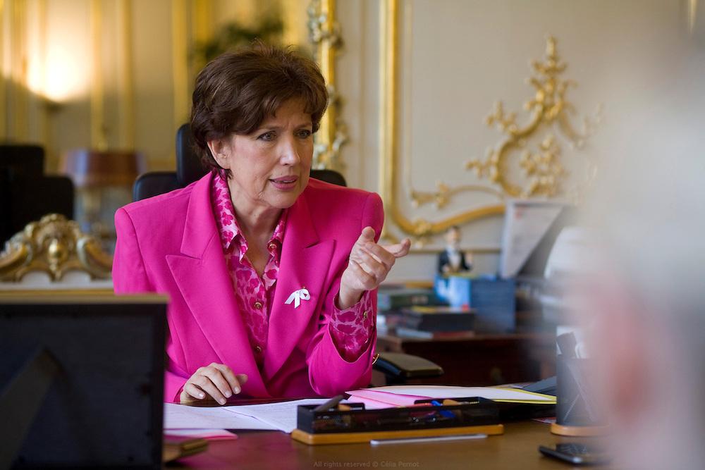 Roselyne Bachelot, Ministre de la santé 2011