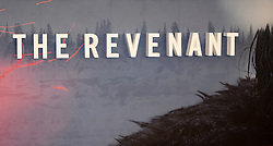 The UK Premiere of The Revenant at the Empire Cinema, Leicester Square, London on Thursday 14 January 2016