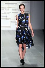 SEP 12 2014 London Fashion Week- Spring-Summer 15-Day one