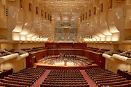 Davies Symphony Hall, San Francisco, CA, acoustic, architecture, <br />